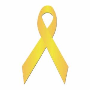 lazo amarillo